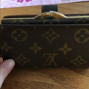 Louis Vuitton Bags - Vintage LV wallet!!